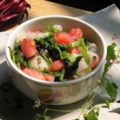 银耳番茄沙拉