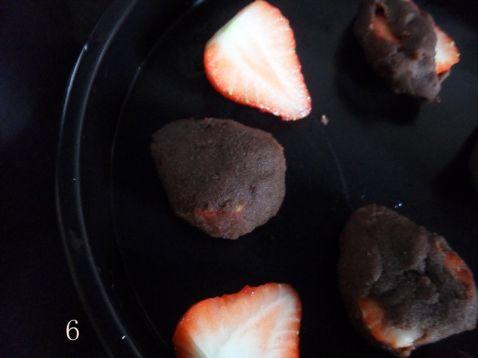 草莓麻薯怎么做