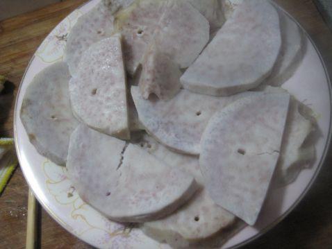 芋圆红豆汤的做法图解