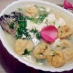 咸菜鲈鱼汤