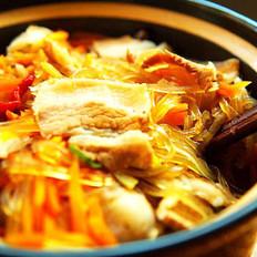 川版砂锅白肉