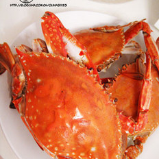 清蒸海蟹的做法大全