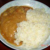 咖喱牛肉米饭