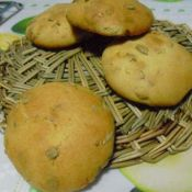 瓜子仁酥饼干