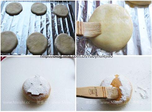 圣诞装饰面包的家常做法