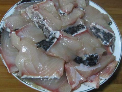 剁椒生鱼片的做法图解