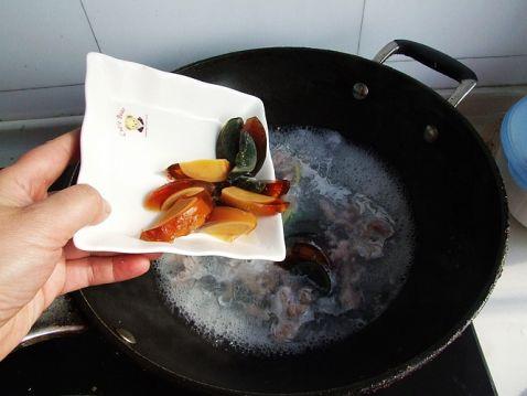 番茄皮蛋粉丝汤怎么煮