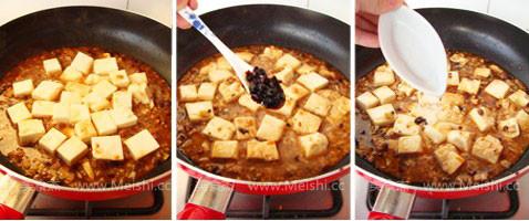 四川麻婆豆腐的家常做法