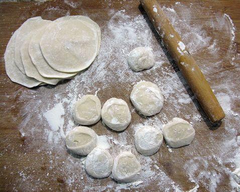 牡蛎煎饺怎么吃