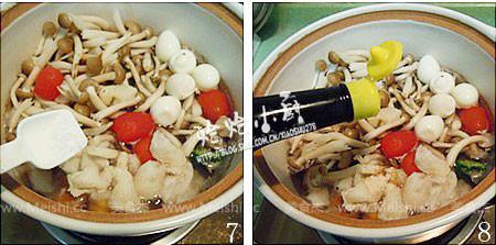 竹荪大杂烩怎么吃