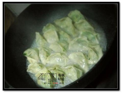 牡蛎煎饺怎么做