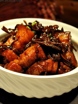 豇豆紅燒肉的做法
