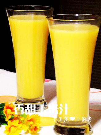 香甜玉米汁的做法