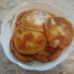 香甜软糯土豆饼