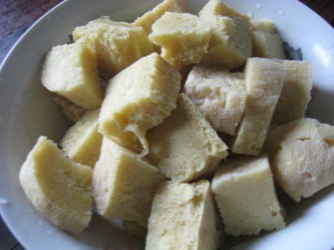 冻豆腐炖白菜的家常做法