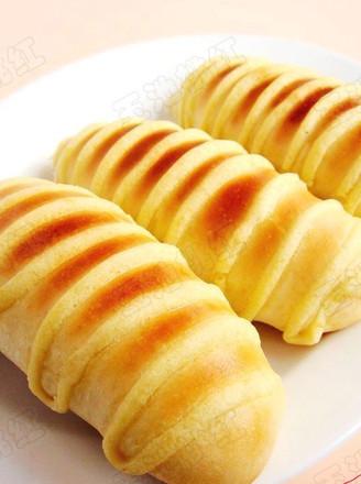 毛毛蟲面包的做法