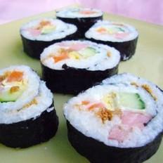 火腿香腸壽司
