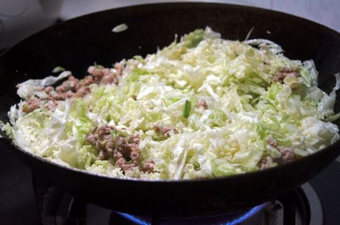 瘦肉菜粥怎么吃
