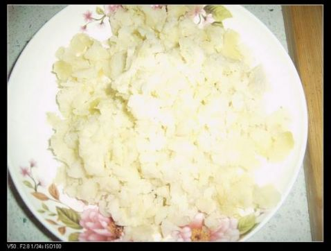 绍子土豆泥怎么吃