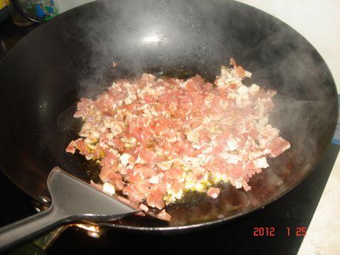 猪肉酸菜的家常做法