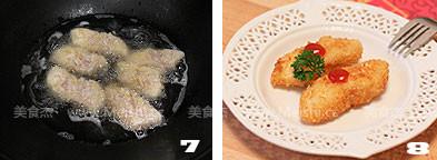 酥炸龙利鱼的家常做法