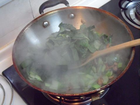 香菇青菜粉干怎么煮