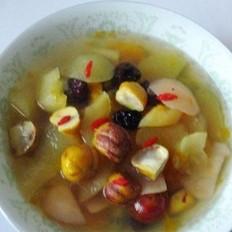 什錦水果罐頭