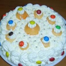 哈密瓜修多蛋糕