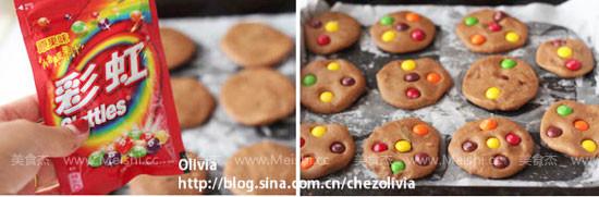 糖果小饼干的简单做法