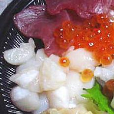 五色寿司饭