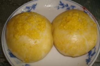 蓝莓果酱面包的做法