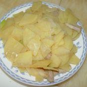 醋溜土豆片