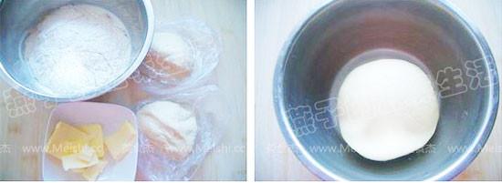 牛角面包的做法大全