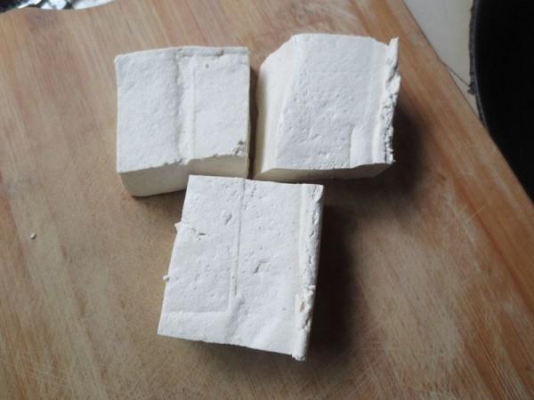 白滚豆腐的做法大全