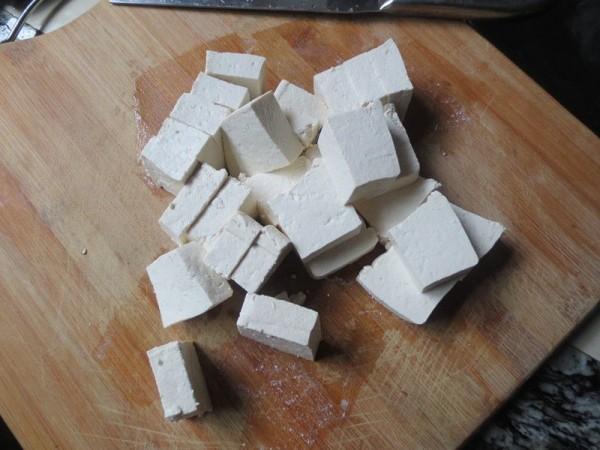 白滚豆腐的做法图解