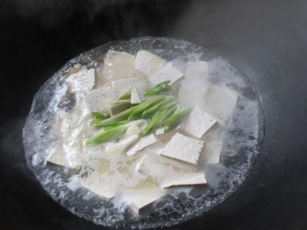 白滚豆腐怎么煮