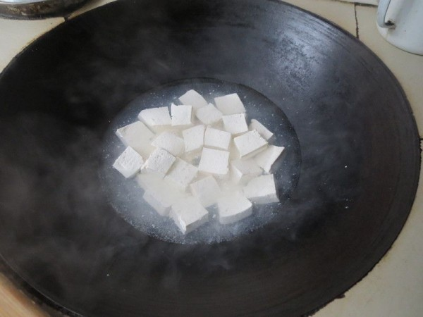 白滚豆腐怎么吃