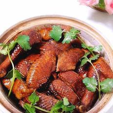 电饭煲焗三杯鸡