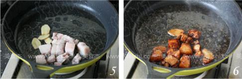 酸菜猪肉炖粉条的家常做法