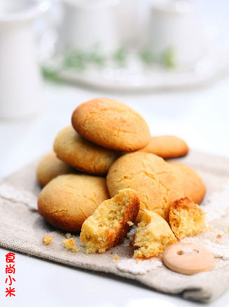 家庭小餅干的做法
