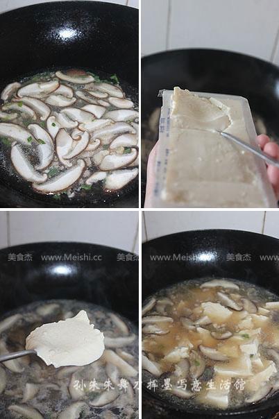 豆腐脑的做法图解
