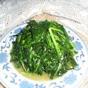 家常炒韭菜
