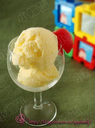 自制冰淇淋的做法