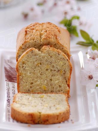 鼠尾草籽磅蛋糕的做法