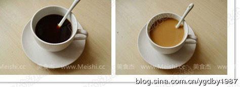 椰奶咖啡的家常做法