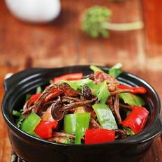 干锅茶树菇香干