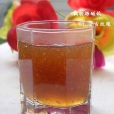 藕粉糖醋饮