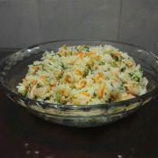 鮮魷蔬菜炒飯