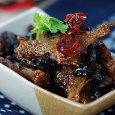 广式经典豆豉鱼仔