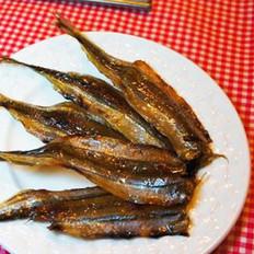 韩式煎针鱼
